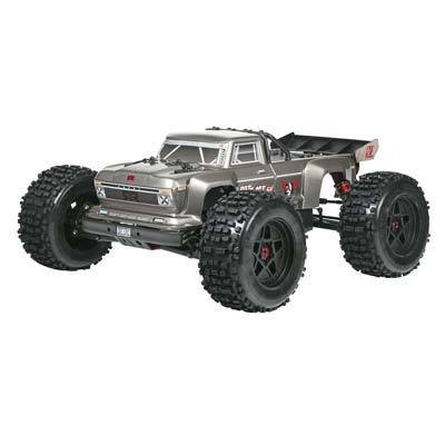 Arrma-RC Outcast 6S Brushless 1/8th Scale Stunt Truck ARA...