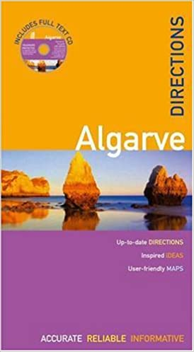 The Rough Guides Directions to Algarve (Rough Guides Directions Series)