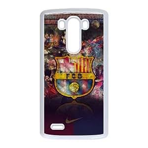 Barcelona Barcelona LG G3 Cell Phone Case White GY077507
