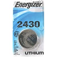 Energizer 2430 Lithium Coin Cell Battery, 3V