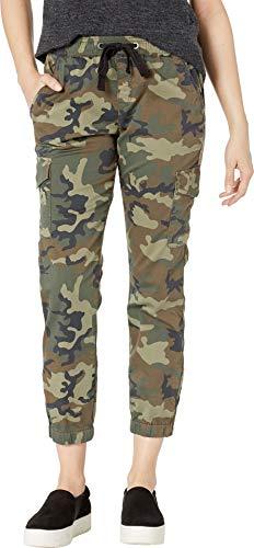 Sanctuary Women's Pull-On Trooper Pants Love Camo Medium 26