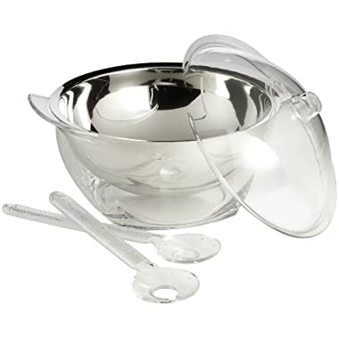 Prodyne IC-30 Iced Salad with Dome Lid