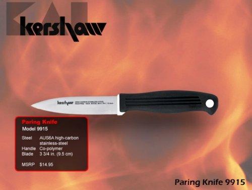Kershaw Knives Paring 3-3/4″ Knife, Outdoor Stuffs