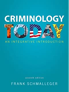 Amazon taking sides clashing views in crime and criminology criminology today an integrative introduction 7th edition fandeluxe Image collections
