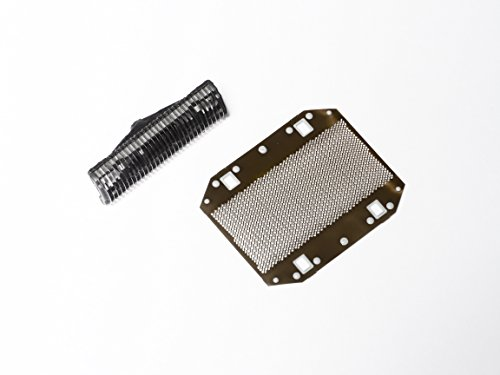 en's Electric Razor Replacement Inner Blade & Outer Foil Set ()