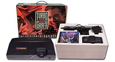 Amazon.com: Turbo Grafx 16 System - Video Game Console