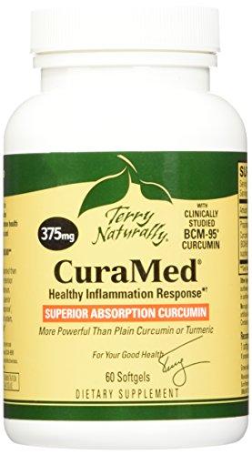 Terry Naturally CuraMed Absorption Curcumin