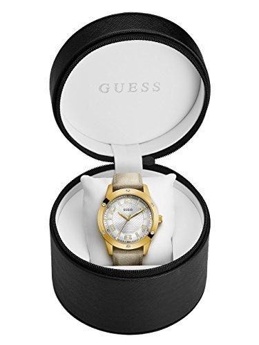GUESS Gold Tone Sport Shine Watch