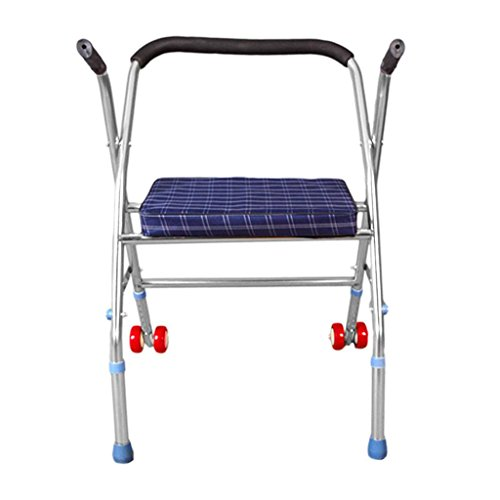 Walker Medical Device Does Not Show Just The Elderly With Push Hands To Help walking aids Drive medical crutches Drive Medical Folding the by jiaminmin