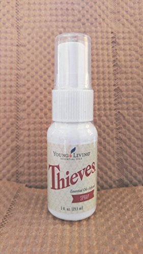 Thieves Spray - 1 oz by Young Living (Young Living Purifier)