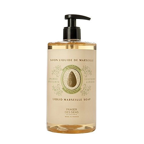 Almond Liquid Hand Soap - 8