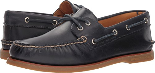 Sperry Athletic Boat Shoes - Sperry Top-Sider Gold Cup Authentic Original Orleans Boat Shoe