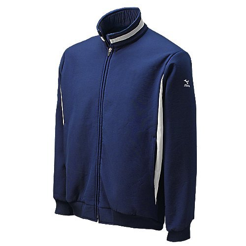 Mizuno Thermo Field Jacket (X-Large, Navy)