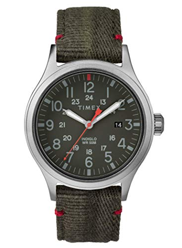 Timex Allied Quartz Movement Green Dial Men's Watch TW2R60900
