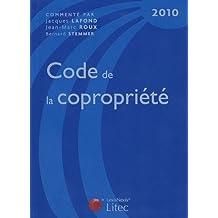 CODE DE LA COPROPRIÉTÉ 2010 14ED.