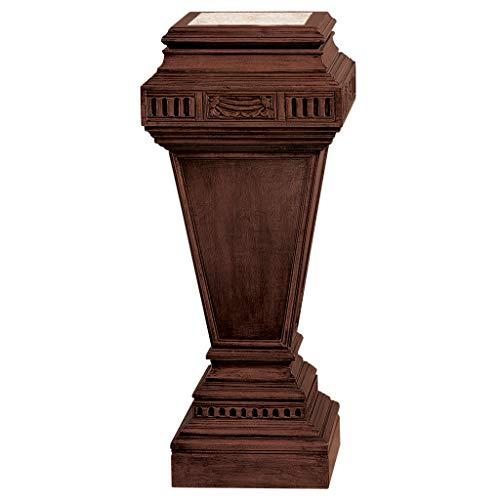 Neoclassical Furniture - Design Toscano The Regent Neoclassical Pedestal