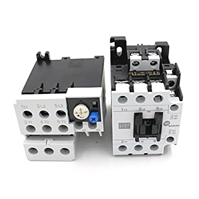 Baomain Shihlin Electric Contactor S-P30T TH-P20 TA Thermal Overload Relay UL & CSA listed