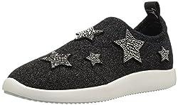 Giuseppe Zanotti Women S Rs80038 Sneaker Black 7 5 B Us
