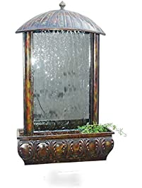 Attractive FJJT Decorative Iron Wall Water Fountain ...