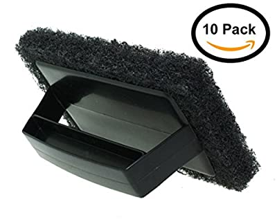 BBQ grill grate cleaner Grill brush Scrapers Grid Scrub PACK of 10