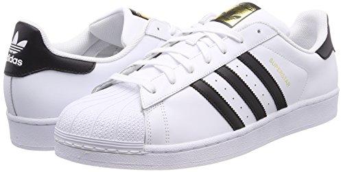 Adulte ftwbla Baskets Blanc negbas Superstar Mixte Adidas 000 Originals IEwCBvqTTY