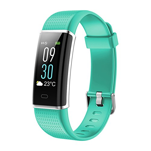 Amazon.com: LEMFO ID130 Plus Smart Band Activity Tracker for ...