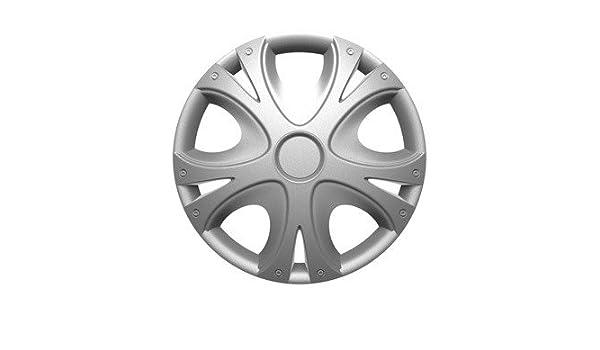 Automs - Tapacubos para Nissan Micra 93-03 (14 pulgadas): Amazon.es: Coche y moto