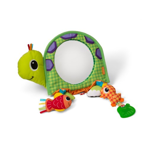 Infantino Playmat - Infantino Discover and Play Activity Mirror