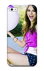 Hot New Victoria Justice Case Cover For Iphone 5c With Perfect Design