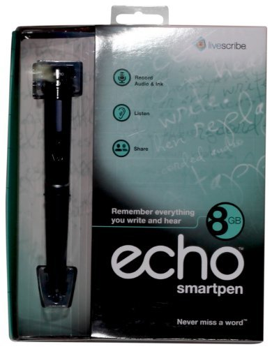 Consumer Electronic Products Livescribe 8 GB Echo Smartpe...