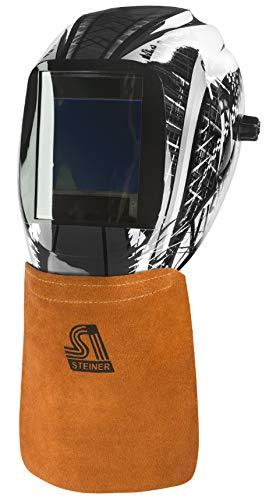 - Steiner 12109 Helmet Bib with Hook & Loop Attachment, 8 by 8-Inch, Brown (5-Pack)