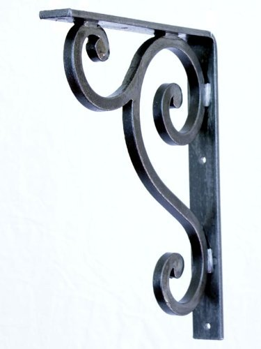 Wrought Iron Support - 8