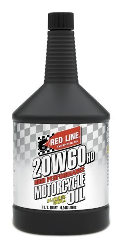 Red Line 12604 20W-60 Heavy Duty Synthetic Oil - 1 Quart Bot