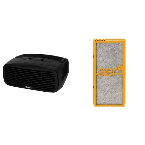 Holmes Small Room HEPA Air Purifier with Smoke Grabber Filter
