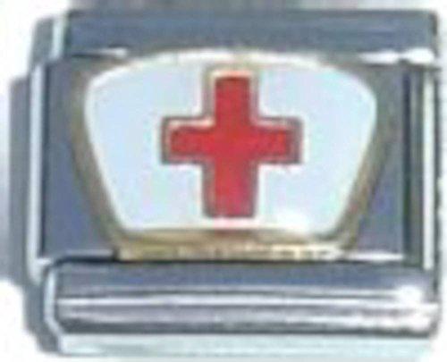 Nurse Hat Italian Charm