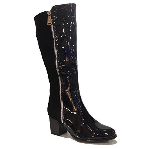 ☼elen�?Bottes À Talons - Style Shoes Ref: 0941