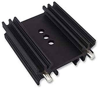 AAVID THERMALLOY SW38-2G HEAT SINK 10 pieces