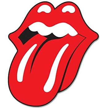 Amazon.com: Rolling Stones Tongue Vynil Car Sticker Decal ...