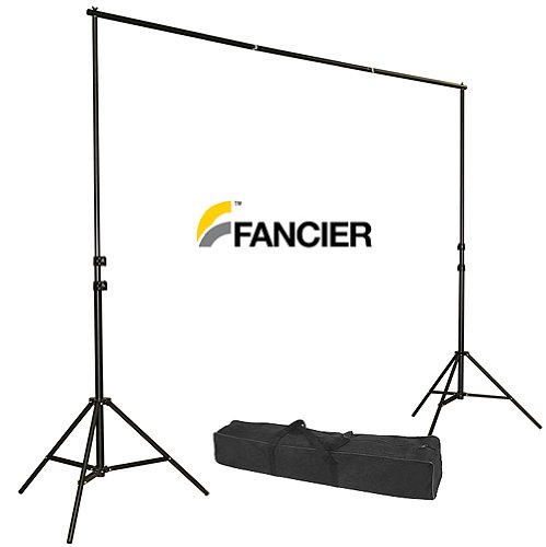 Background Stand Backdrop Support System Kit 8ft by 10ft wide By Fancierstudio TB30 by Fancierstudio
