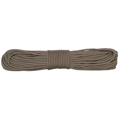 Fox Outdoor 82-105 Nylon Braided Paracord Direct 50 Hank Foliage Green Pro-Motion Distributing