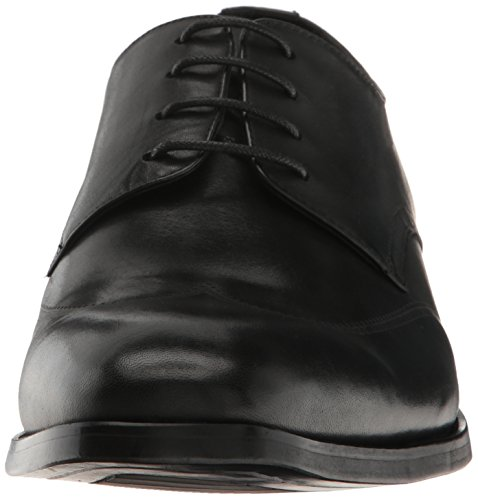 Kenneth Cole New York Heren Vrijetijdskleding Oxford Zwart