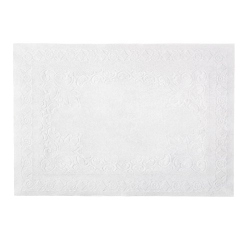 Royal White Disposable Placemat, 10' x 14'', Embossed, Package of 1000 by Royal (Image #1)
