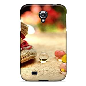 KmabcYl7705Wdvaa Faddish Bag Marbles Case Cover For Galaxy S4