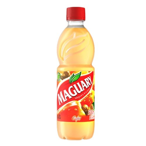 Maguary Cashew Juice Concentrate - 16.9 FL.Oz | Suco Concentrado Maguary Sabor Caju - 500ml - (PACK OF 12)