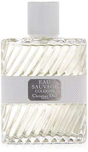 Citrus Sauvage Cologne Eau (Christian Dior Eau Sauvage Cologne, 3.4 Ounce)