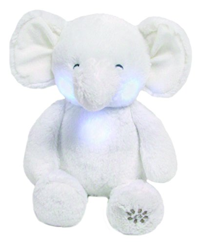 (Carter's Music & Lights Elephant Plush Soother, 10.5