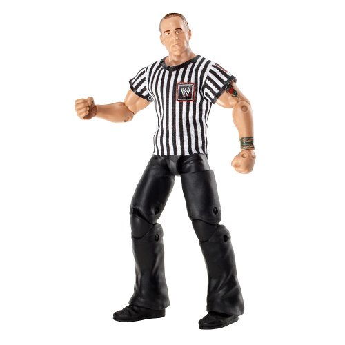 Mattel WWE Wrestling Exclusive Wrestlemania 28 Elite Best of Pay Per View Action Figure Shawn Michaels [Ricardo Rodriguez Build-a-Figure] -