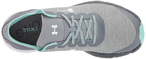 Charged Escape white Stealth Gray Under Donna Armour3020005 100 steel UqwzSE