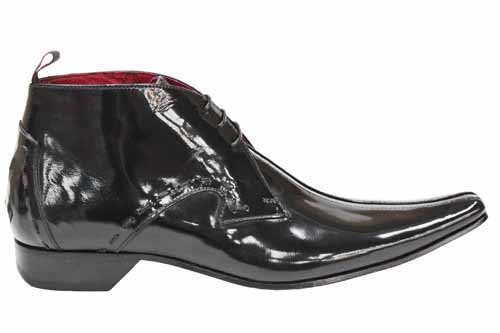 Jeffery West Muse G696A - Bottines en cuir - hommes