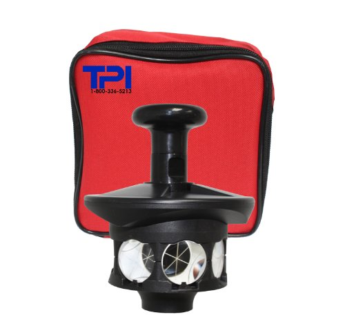 TPI 360° ROBOTIC PRISM FOR TOTAL STATION, SURVEYING by TOP PRECISION INSTRUMENTS